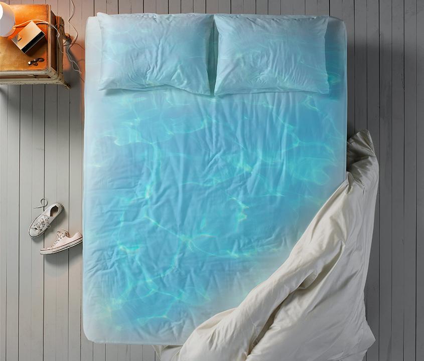 Wassermatratzen von airvital